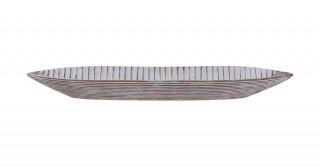 Rema Deco Plate White 76.5Cm