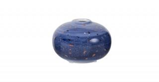 Nuba Vase Blue 13Cm