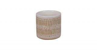 Luna 7.5cm Ceramic Planter Pot