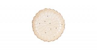 Lila 8.5cm Shape Trinket Plate
