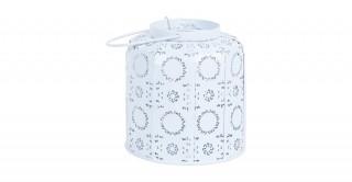 Keya Lanterns White 16Cm
