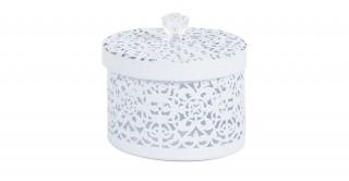 Keya Jar White 11Cm