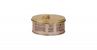 Jessy Lidded Storage Box 16 cm