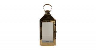 Belle Lantern Gold 44 cm