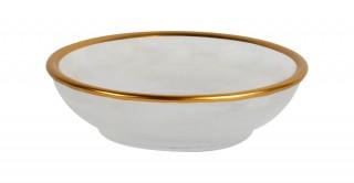Alabaster Serving Dish, 9.4cm