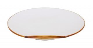 Jade Sweet Plate Set Brown 20Cm
