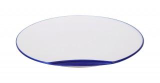 Jade Sweet Plate Set Blue 20Cm