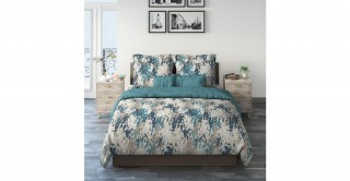 Coastal Breeze 240X260 Printed Duvet Cover Set
