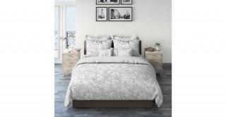 Finch Floral 240X260 Printed Comforter Set