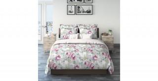 Fiona Floral 200X200 Printed Comforter Set