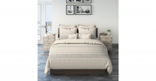 Tulsi 240X260 Printed Comforter Set
