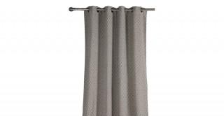 Leom Jacquard Eyelet Curtain, 140x300cm