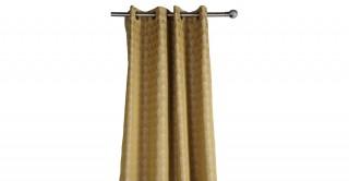 Medy Jacquard Eyelet Curtain, 140x300cm