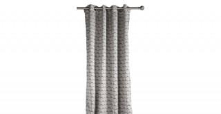 Masa Jacquard Eyelet Curtain, 140x300cm