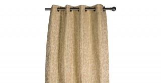 Carl Jacquard Eyelet Curtain, 140x300cm