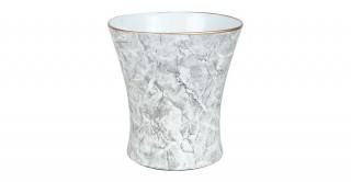 Morro 25cm Ceramic Waste Bin