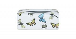 Nicki 25cm Ceramic Tissue Box