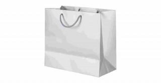 Safat Home Gift Bag Silver