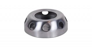 Ashton Tealight Warmer Stainless Steel
