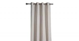 Cayla Chenille Eyelet Curtain, 140x300cm