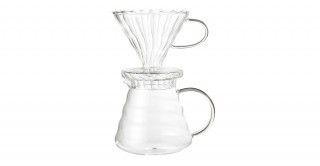 Cayla Clear Coffee Drippot