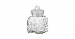 Cayla 23.5Cm Glass Jar