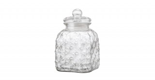 Cayla 25Cm Glass Jar