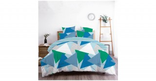 Geometric Kids Comforter Set, 180x230cm