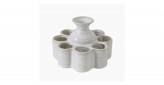 Linnea Stoneware Vase