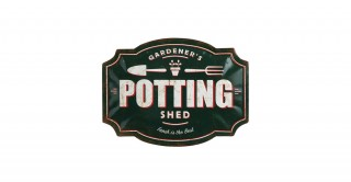 Olsen Potting Shed Wall Decoration