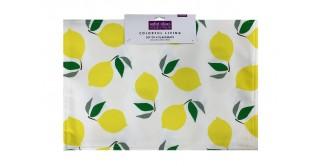 Lemons 4Pcs Outdoor Placemat  33X48Cm
