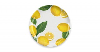 Lemon Fresh Dinner Plate D 26.7Cm
