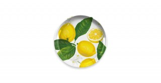 Lemon Fresh Salad Plate D 21.6Cm
