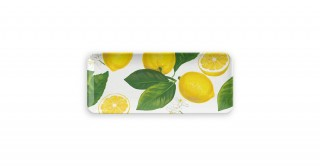Lemon Fresh Long Tray 45.3X19.1Cm
