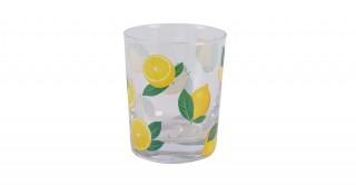 Lemons 6Pcs Tumbler Yellow 250Ml