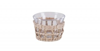 Rattan 6Pcs Gahwa Cup Natural 60 Ml