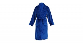 Soft Fleece Bed Robe Blue Extra Large