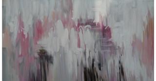 Petite Handmade Oil Painting 80X150Cm