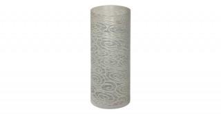 Spiral Tube Table Lamp - White