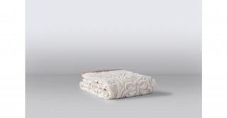 Alvina Beige Bath Towel 70 x 140 cm