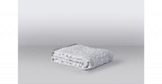 Alvina Grey Bath Sheet 90 x 150 cm
