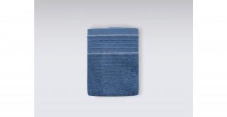 Roya Petrol Face Towel 30 x 50 cm