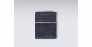 Roya Anthracite Hand Towel 50 x 90 cm