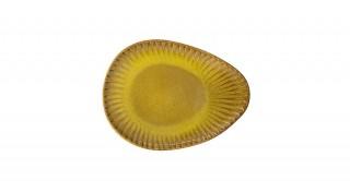 Cala Yellow Plate 26 cm