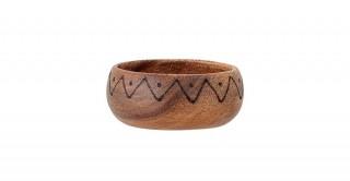 Acasia Bowl Brown 9 cm