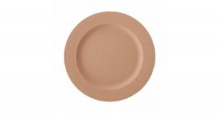 Java Plate, Orange 26 cm