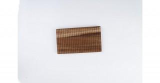 Thrine Tray 35 cm Brown