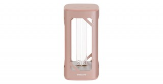 Philips UVC Disinfection Lamp -  Rose Gold