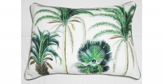 Plants 35X50 Printed Cushion
