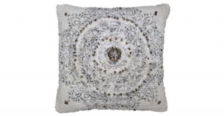 Alva 50X50 Embroidery Cushion